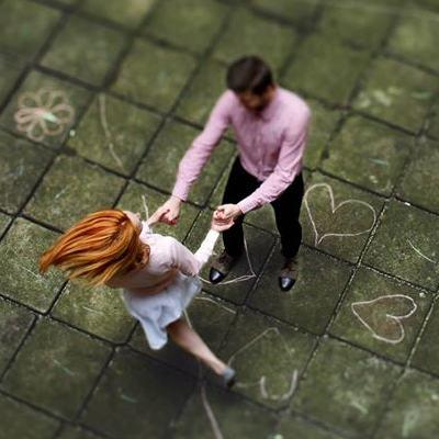 couple dansant le rock