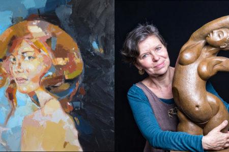 Un atelier d'arts plastiques où s'exprimer sans sacrifier la technique