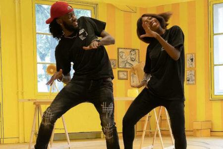 Découvrez les danses urbaines et afro, dans un esprit multiculturel
